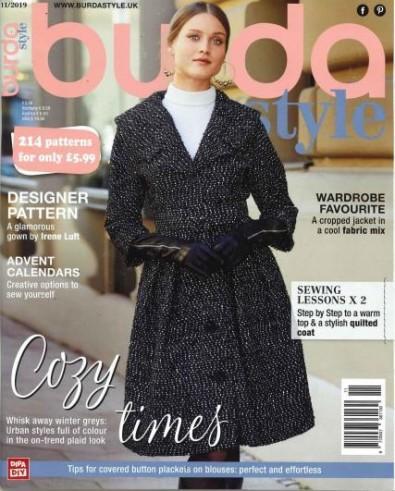 Burda Style magazine cover