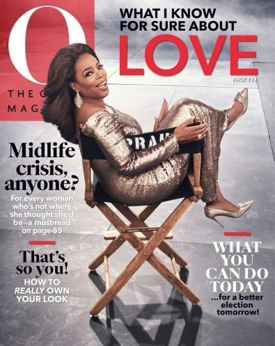 O Quarterly magazine cover