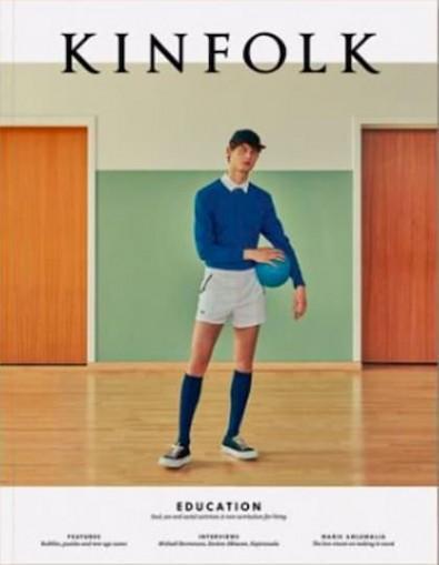Kinfolk magazine cover