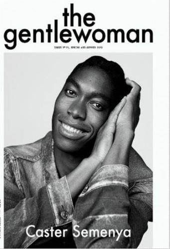 The Gentlewoman magazine cover