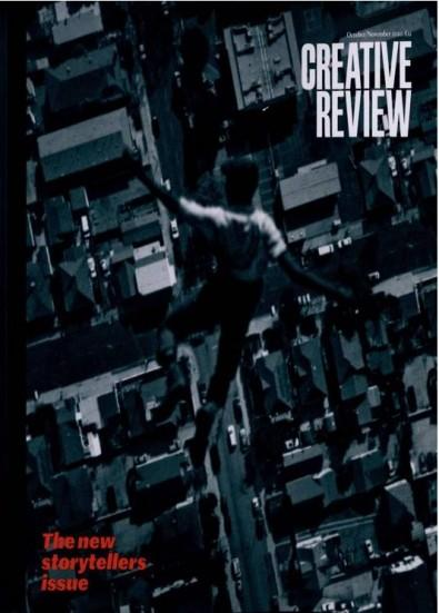 Creative Review. magazine cover