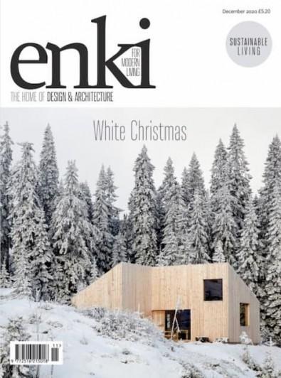 Enki magazine cover