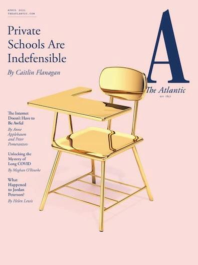 The Atlantic. magazine cover