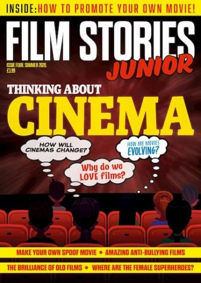 Film Stories Junior magazine cover