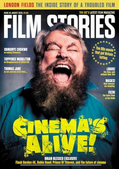 Film Stories magazine cover