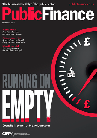 Public Finance magazine