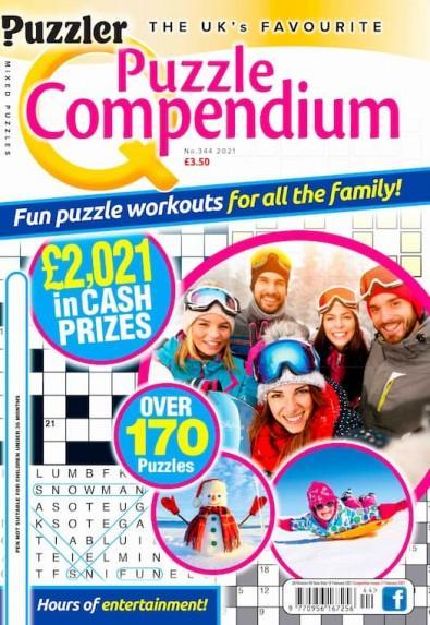 Q Puzzle Compendium magazine cover