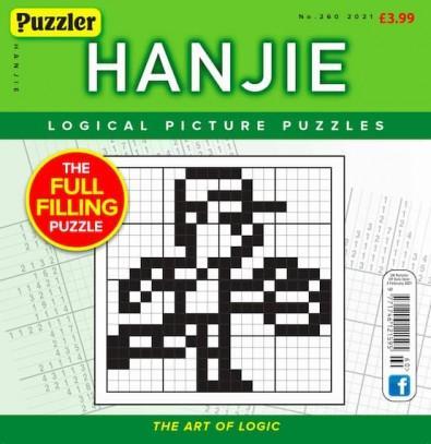 Hanjie magazine cover