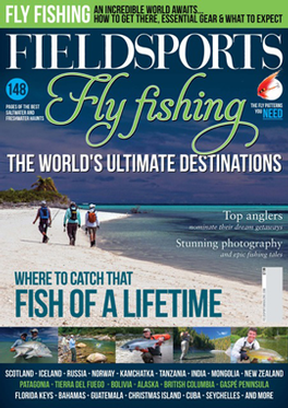 Fieldsports: The World's Ultimate Fly Fishing Destinations cover
