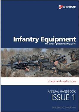Infantry Equipment Handbook cover