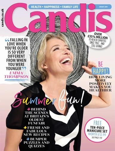 Candis magazine cover