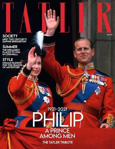 Tatler magazine cover