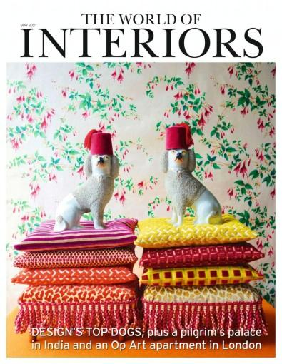 The World Of Interiors magazine cover