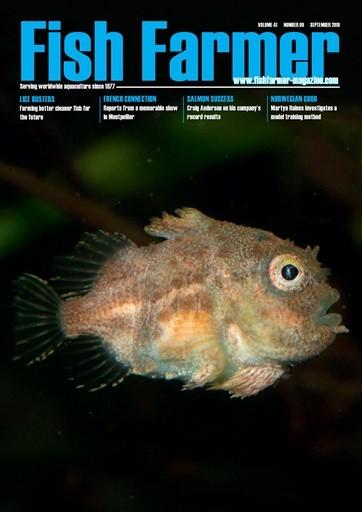 Fish Farmer magazine cover