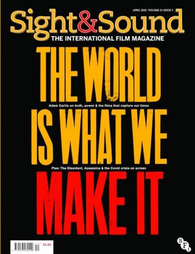 Sight and Sound magazine cover