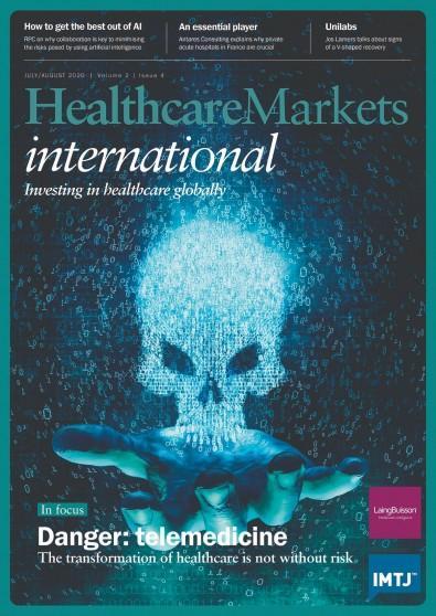 HealthcareMarkets international magazine cover