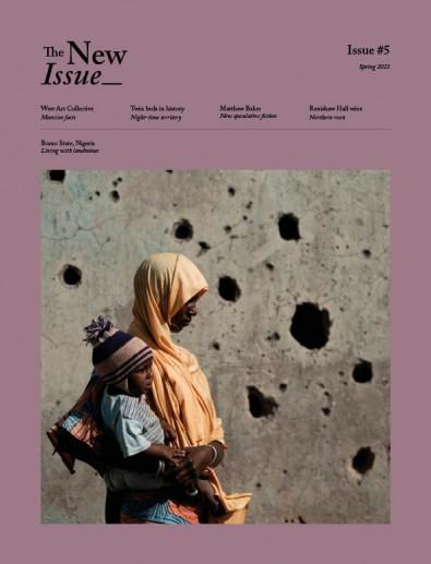 The New Issue magazine cover