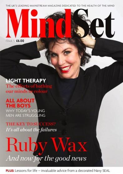 Mindset Magazine cover