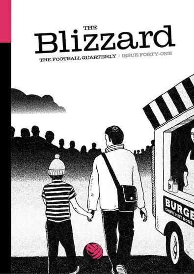 The Blizzard magazine cover
