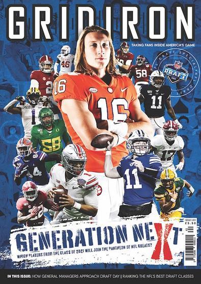 Gridiron Magazine cover