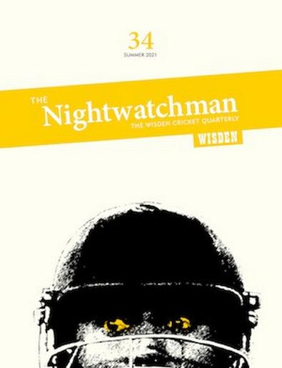 The Nightwatchman magazine cover