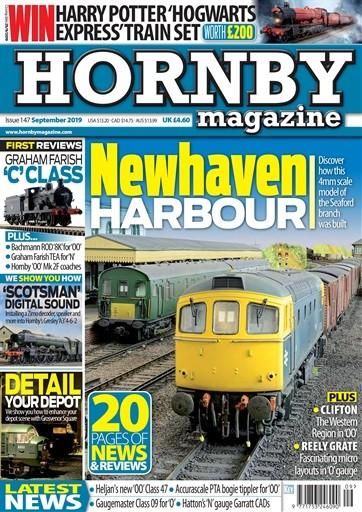 Hornby Magazine cover