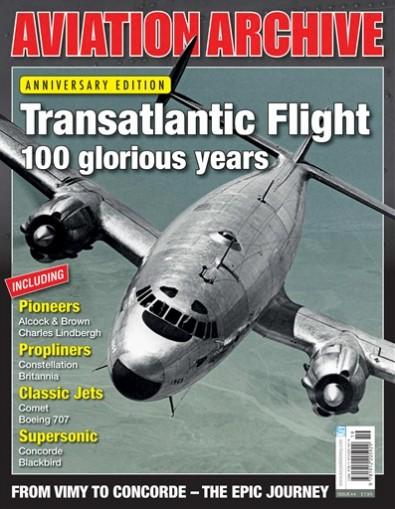 Aviation Archive magazine cover