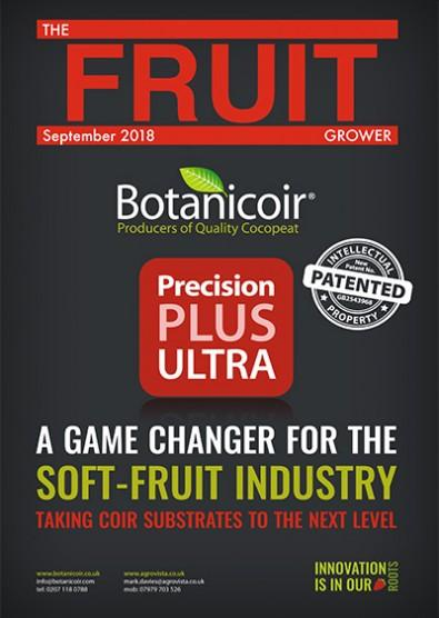 The Fruit Grower magazine cover