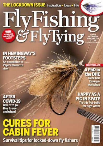 Fly Fishing & Fly Tying magazine cover
