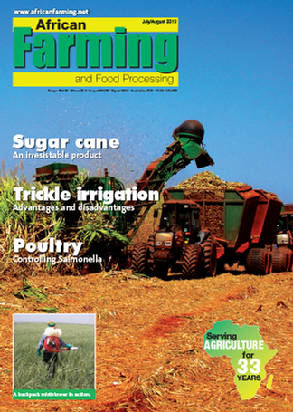 African Farming And Food Processing magazine