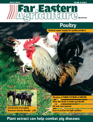 Far Eastern Agriculture magazine cover
