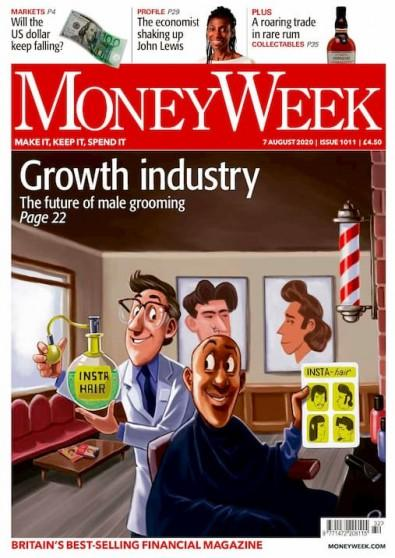 MoneyWeek magazine cover