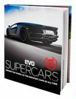 Evo Supercar Magbook - Worth £25.99