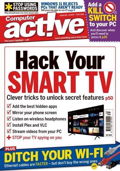 Computeractive magazine cover