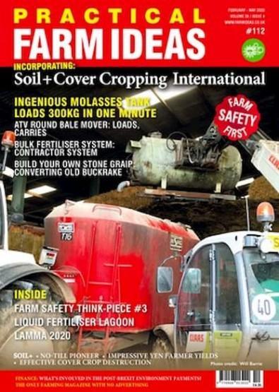 Practical Farm Ideas magazine cover