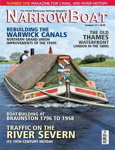 NarrowBoat magazine cover