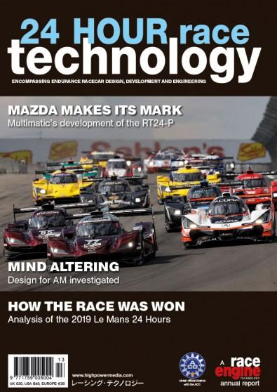 24 Hour Race Technology cover