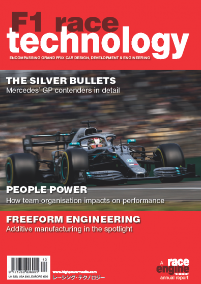 F1 Race Technology cover