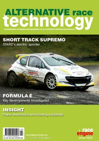 Alternative Race Technology magazine cover