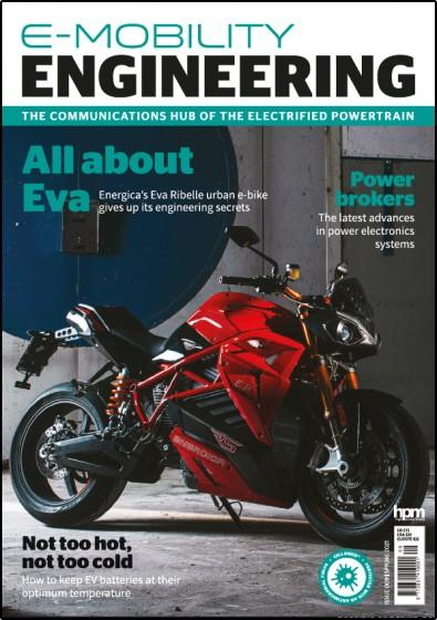 E-Mobility Engineering magazine cover