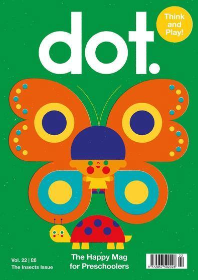 dot. magazine cover