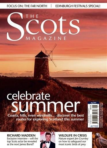 The Scots Magazine cover