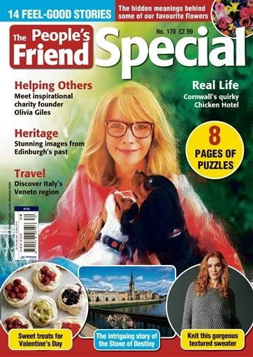 People's Friend Special magazine cover