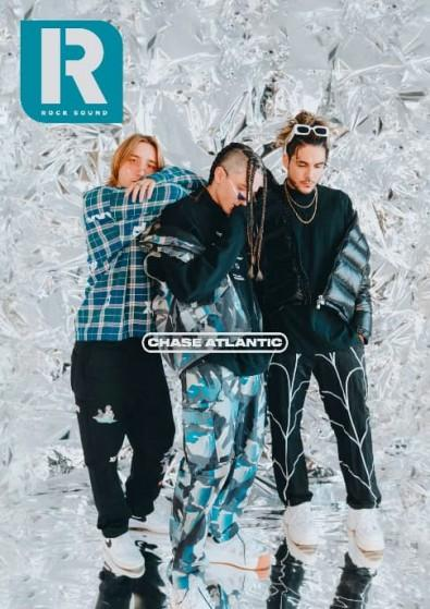 Rock Sound magazine cover
