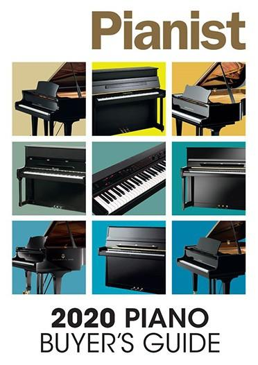 Piano Buyers Guide 2020 cover