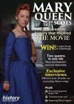 Mary Queen of Scots bookazine