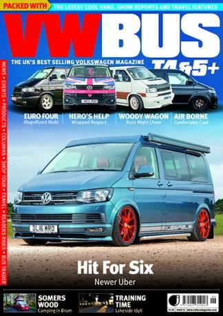 VW Bus T4&T5 magazine cover