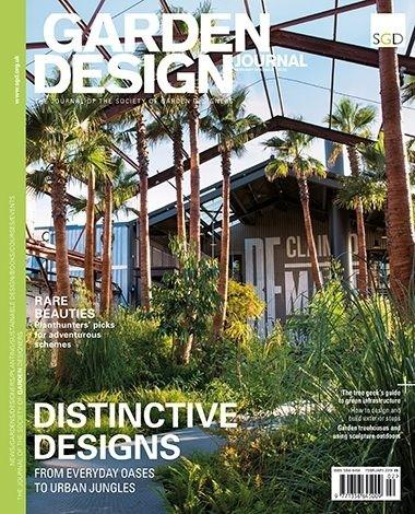 Garden Design Journal magazine cover