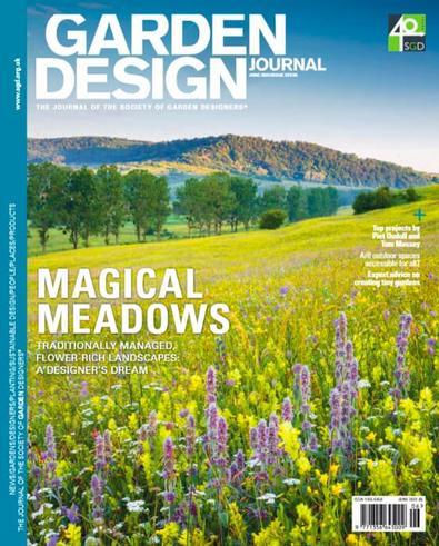 Garden Design Journal magazine cover