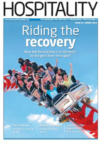 HQ Magazine cover